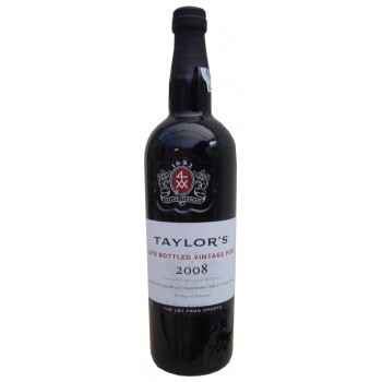 Taylors 2008 Late Bottled Vintage Port