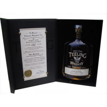 Teeling Revival 15 Year Old Single Malt Irish Whiskey