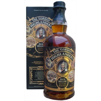 The Gordon Highlanders Scotch Whisky