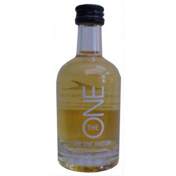 The One Blended British Whisky 5cl