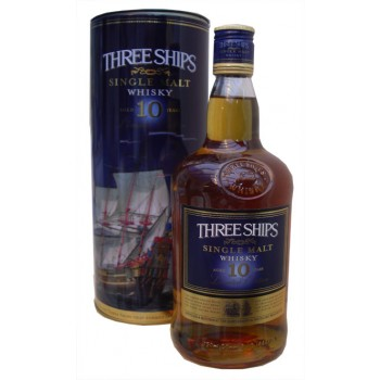 Three Ships 10 Year Old Limited Edition Whisky