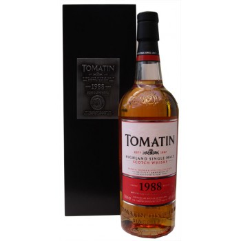 Tomatin 1988 Batch 2 Single Malt Whisky