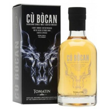 Tomatin Cu Bocan 20cl Single Malt Whisky