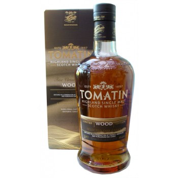 Tomatin Five Virtues Wood Single Malt Whisky