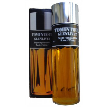 Tomintoul Glenlivet  In A Perfume Style Bottle Single Malt Whisky