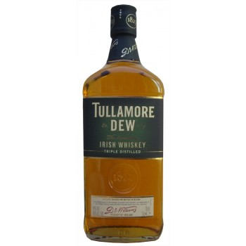 Tullamore Dew Irish Blended Whiskey 70cl