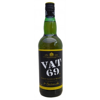 Vat 69 Blended Whisky