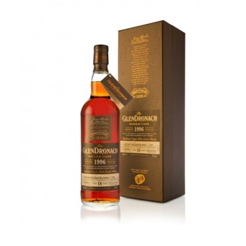 Glendronach 1996 18 Year Old Batch 10 Single Malt Whisky