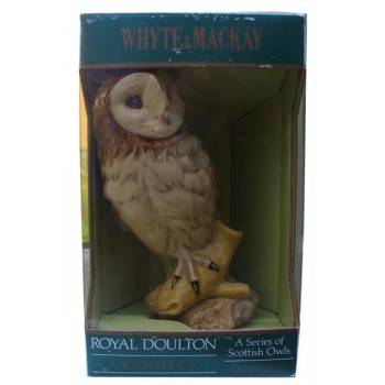 Whyte and Mackay Royal Doulton Barn Owl 20cl Scotch Whisky