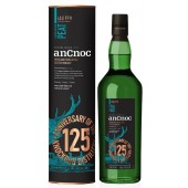 Ancnoc Peat 125th Anniversary Limited Edition Single Malt Whisky