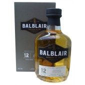 Balblair 12 Year Old Single Malt Whisky
