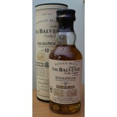 Balvenie 12 Year Old  Doublewood 5cl 1990s Bottling Single Malt Whisky