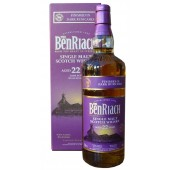Benriach 22 Year Old Dark Rum Wood Finish Single Malt Whisky