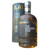 Bruichladdich 2009 Organic Single Malt Whisky