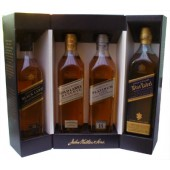 Johnnie Walker Collection 20cl Gift Pack
