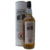 Kilkerran 8 Year Old Cask Strength 2018 Release Single Malt Whisky