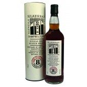 Kilkerran 8 Year Old Sherry Cask Matured Cask Strength Single Malt Whisky