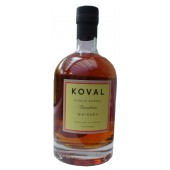 Koval Organic Single Barrel Bourbon Whiskey