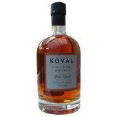 Koval Organic Single Barrel Four Grain Whiskey