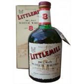 Littlemill 8 Year Old Single Malt Whisky