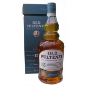 Old Pulteney 15 Year Old Single Malt Whisky