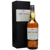Port Ellen 1978 34 Year Old 13th Release Single Malt Whisky