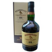 Redbreast 21 Year Old Irish Whiskey
