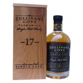 Sullivans Cove 17 Year Old American Oak Single Malt Whisky