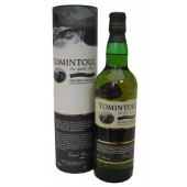 Tomintoul With A Peaty Tang Single Malt Whisky