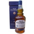 Old Pulteney 18 Year Old Single Malt Whisky