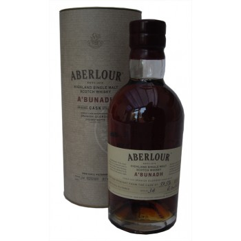 Aberlour A'bunadh Batch 34 Single Malt Whisky
