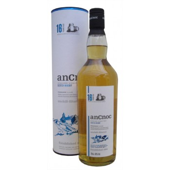 AnCnoc 16 Year Old Single Malt Whisky