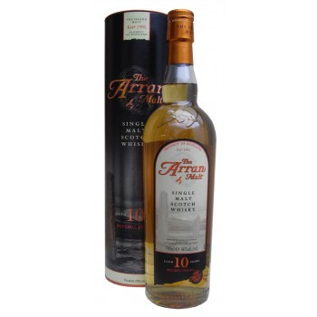 Arran 10year Old Single Malt Whisky