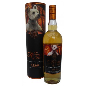 Arran 1998 Westie Single Malt Whisky