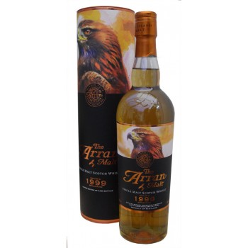 Arran 1999 Eagle Single Malt Whisky