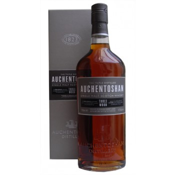 Auchentoshan Three Wood Single Malt Whisky