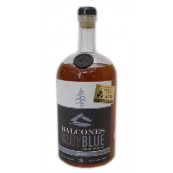 Balcones Baby Blue Texas Corn Whiskey