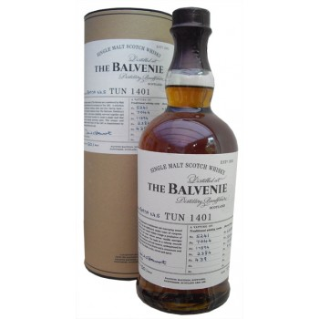 Balvenie Tun 1401 Batch 5  Single Malt Whisky