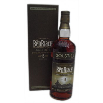 Benriach 15 Year Old Solstice Single Malt Whisky