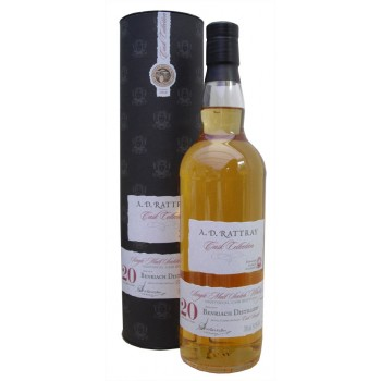 Benriach 1991 20 Year Old Single Malt Whisky