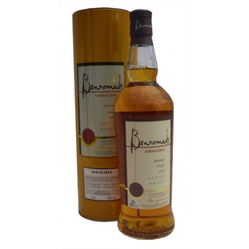 Benromach Origins 3 Single Malt Whisky