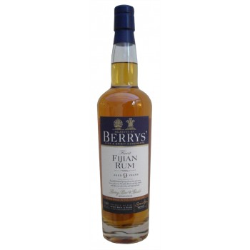 Berry's 9 Year Old Fijian Rum