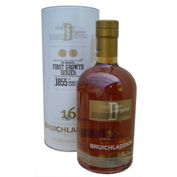 Bruichladdich 16 Year Old 'First Growth Series' 'D' Ch Haut Brio