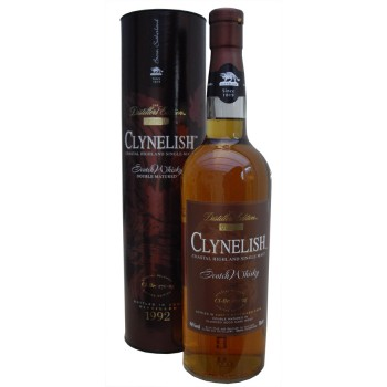 Clynelish 1992  Distillers Edition Single Malt Whisky