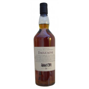 Dailuaine 16 Year Old Flora and Fauna Single Malt Whisky