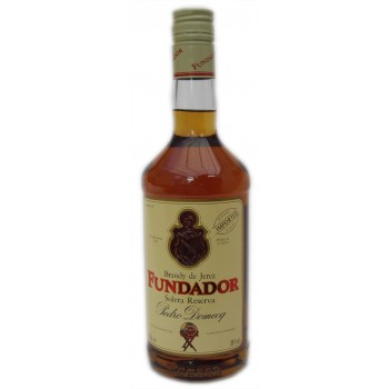 Fundador Spanish Brandy 70cl