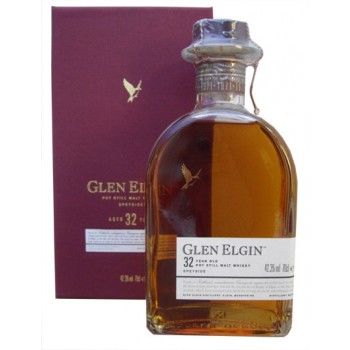 Glen Elgin 1971 32 Year Old Limited Edition Single Malt Whisky