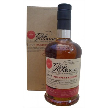 Glen Garioch 1797 Founders Reserve Single Malt Whisky