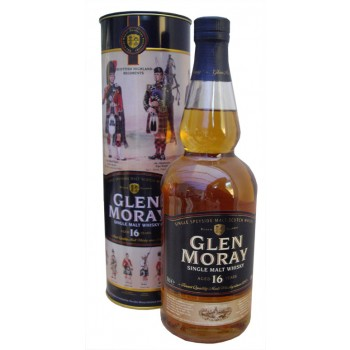 Glen Moray 16 Year Old Single Malt Whisky