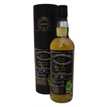 Glenallachie 1992 16 Year Old Single Malt Whisky